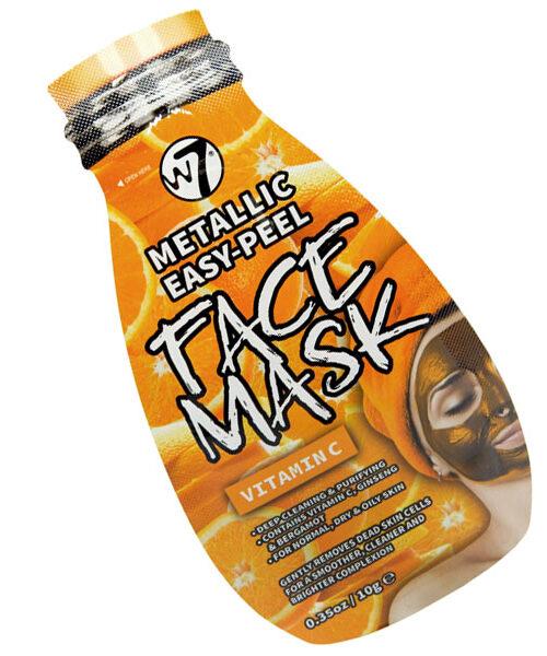 Metallic Easy Peel Face Masker – vitamine c