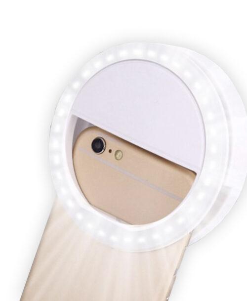 Selfie Ring Licht Clip