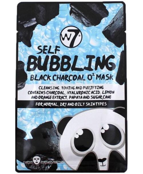 Bubbling Black Charcoal Face Mask