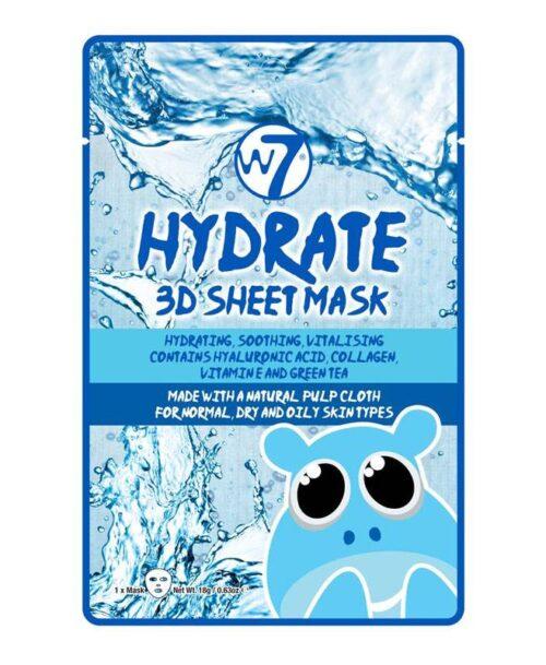 Hydrate 3D Sheet Mask