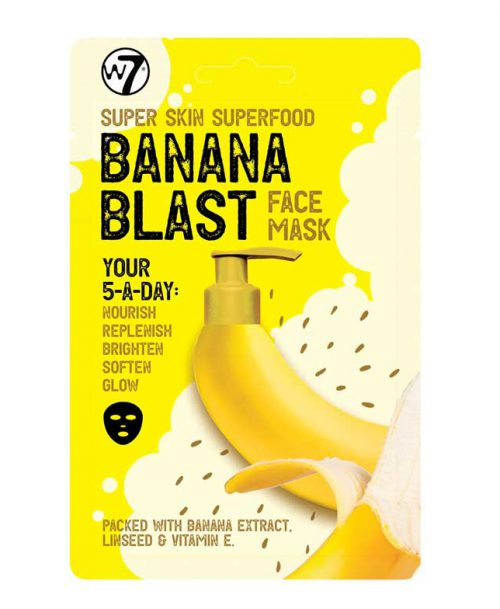 Super Skin Superfood Face Mask Banana Blast